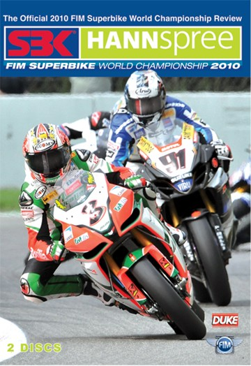 World Superbike Review 2010 (2 Disc) DVD - click to enlarge