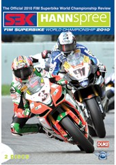 World Superbike Review 2010 (2 Disc) NTSC DVD