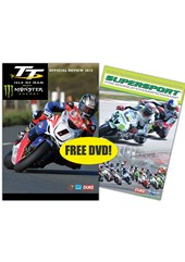Isle of Man TT 2012 DVD and World Supersport 2010 Review DVD