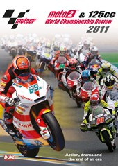 Moto2 & 125cc Review 2011 DVD