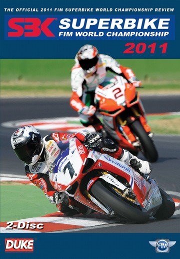 World Superbike Review 2011 (2 Disc) NTSC DVD - click to enlarge