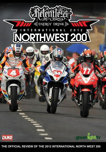 North West 200 2012 DVD - click to enlarge
