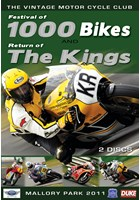 Festival of 1000 Bikes, incl.Return of the Kings (2 Disc) DVD