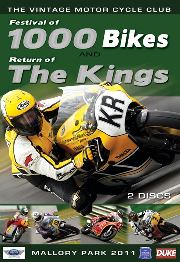 Festival of 1000 Bikes, incl.Return of the Kings (2 Disc) DVD - click to enlarge