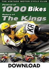 Festival of 1000 Bikes Main Programme Download