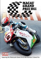Macau Grand Prix 2011 DVD