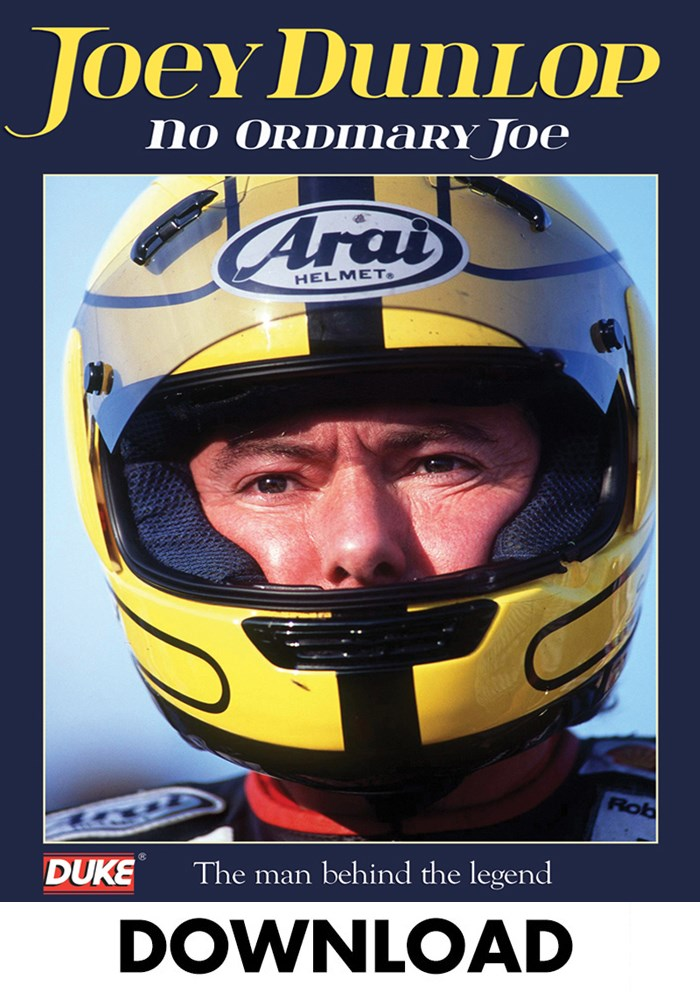 Joey Dunlop - No Ordinary Joe Download - click to enlarge