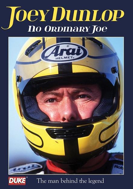 Joey Dunlop - No Ordinary Joe NTSC DVD