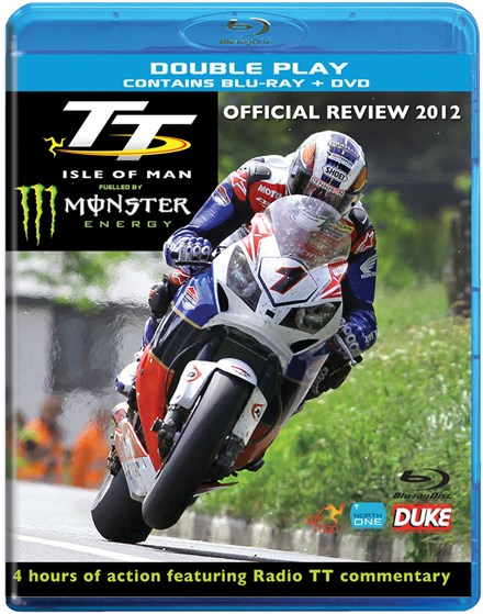 TT 2012 Review Blu-ray (US Version) incl Standard NTSC DVD