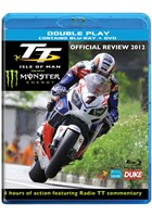 TT 2012 Review Blu-ray  incl Standard PAL DVD