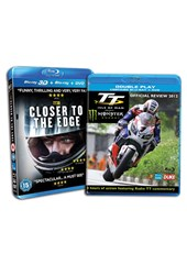 TT 2012 Review and TT Closer to the Edge Blu-ray