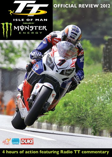 TT 2012 Review DVD - click to enlarge