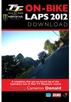 TT 2012 On Bike Lap Cameron Donald Superbike Wednesday Practice HD Download
