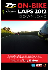 TT 2012 On Bike Lap Tony Baker  Sidecar Tuesday Practice Download
