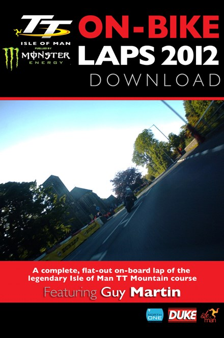 TT 2012 On Bike Lap Guy Martin  Superbike Tuesday Practice HD Download