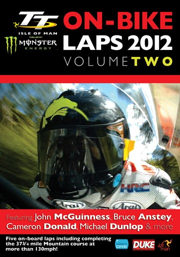 TT 2012 On Bike Laps Vol 2 DVD - click to enlarge