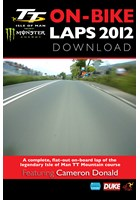 TT 2012 On Bike Cameron Donald Superbike Race Lap 1 HD Download
