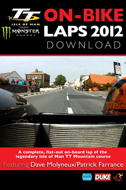 TT 2012 On Bike Dave Molyneux Sidecar Race Lap 1 Download