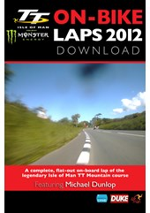 TT 2012 On Bike Michael Dunlop Supersport 1 Race Lap 2 HD Download