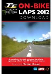 TT 2012 On Bike Michael Dunlop Supersport 1 Race Lap 2 HD Download