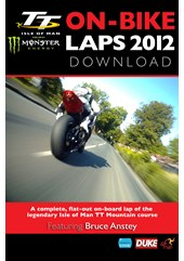 TT 2012 On Bike Bruce Anstey Superstock Race Lap 1 HD Download