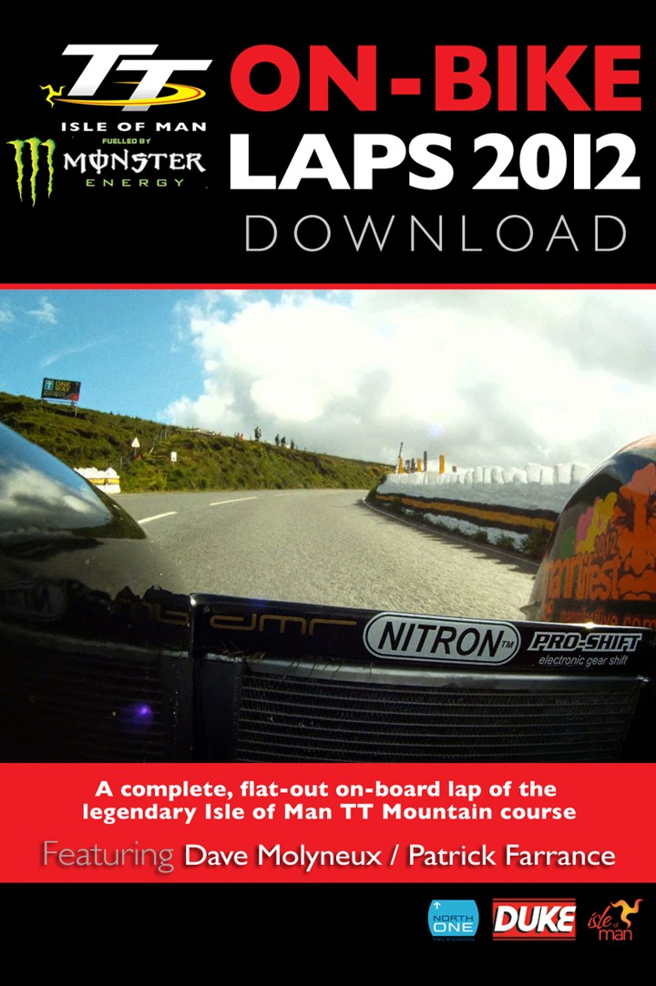 TT 2012 On Bike Dave Molyneux Patrick Farrance Sidecar Race 2 HD Download