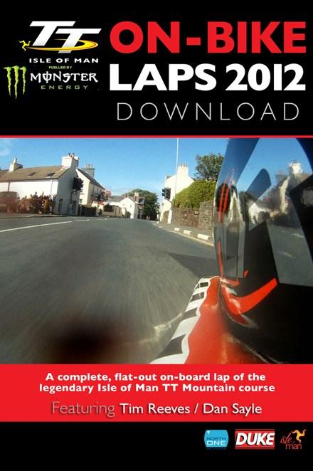 TT 2012 On Bike Tim Reeves Dan Sayle  Sidecar Race 2 HD Download
