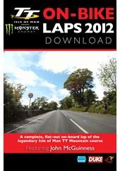 TT 2012 On Bike John McGuinness TT Zero Race HD Download