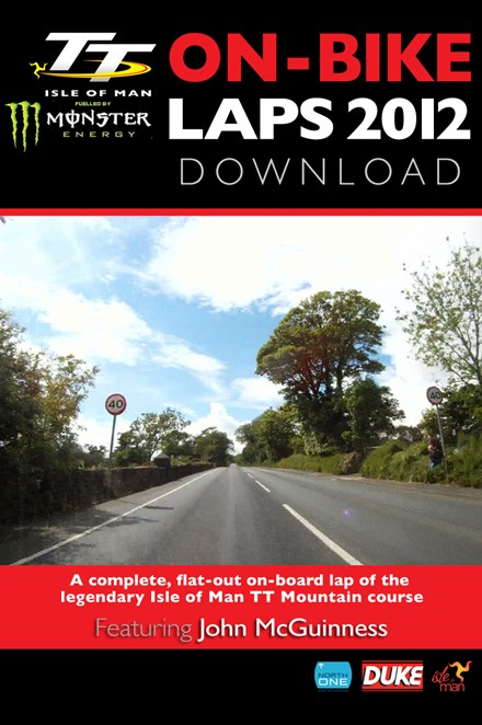 TT 2012 On Bike John McGuinness TT Zero Race HD Download