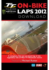 TT 2012 On Bike Michael Rutter TT Zero Race HD Download