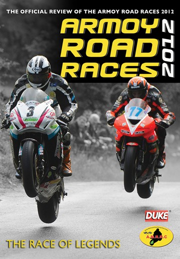 Armoy Road Races 2012 DVD - click to enlarge