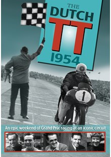 The Dutch TT 1954 DVD