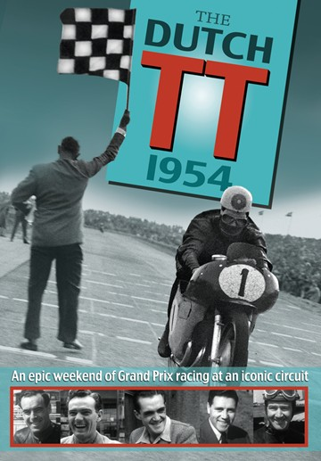 The Dutch TT 1954 DVD - click to enlarge