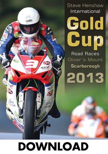 Scarborough Gold Cup Road Races 2013 HD Download - click to enlarge