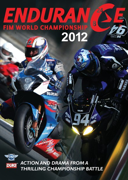 FIM Endurance World Championship Review 2012 DVD