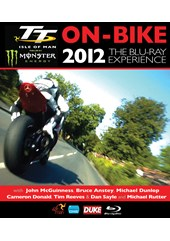 TT 2012 On Bike Blu-Ray Experience