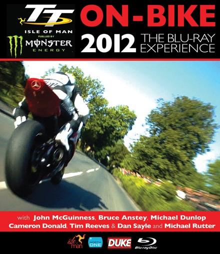 TT 2012 On Bike Blu-Ray Experience