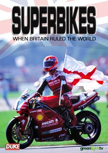 Superbikes - When Britain Ruled the World DVD