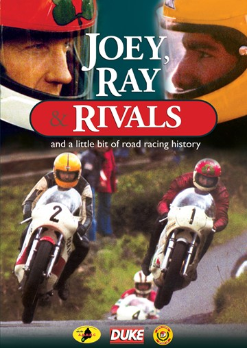 Joey, Ray and Rivals DVD - click to enlarge