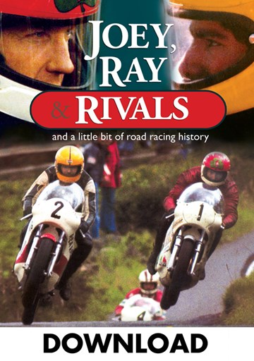 Joey Dunlop Ray McCullough and Rivals Download - click to enlarge