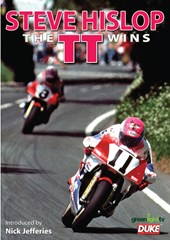 Steve Hislop the TT Wins DVD