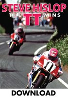 Steve Hislop the TT Wins Download