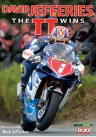David Jefferies the TT Wins DVD