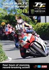 TT 2013 Review DVD