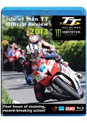 TT 2013 Review Blu-ray