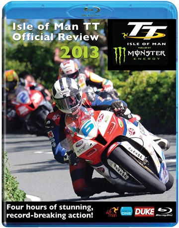 TT 2013 Review Blu-ray - click to enlarge