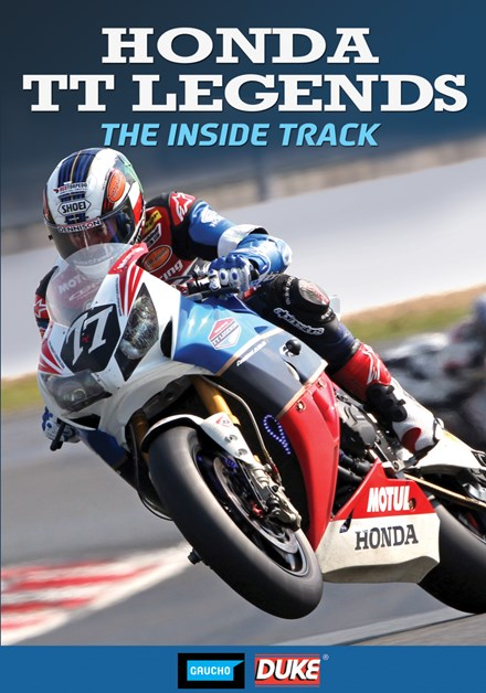 Honda TT Legends - The Inside Track DVD