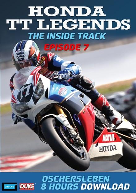Honda TT Legends Episode 7: Oschersleben 8 Hours