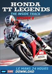 Honda TT Legends Episode 8: Le Mans 24 Hours