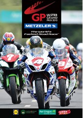 Ulster Grand Prix 2013 DVD